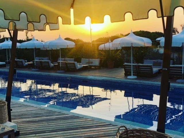 Entretien d un hotel sur Ramatuelle