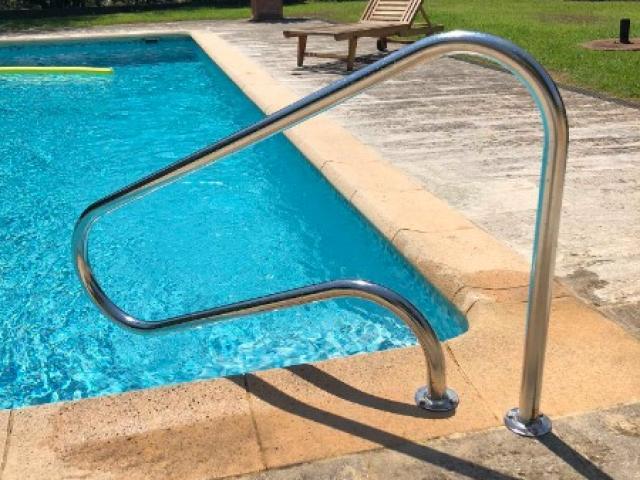 Entretien d'un piscine privée